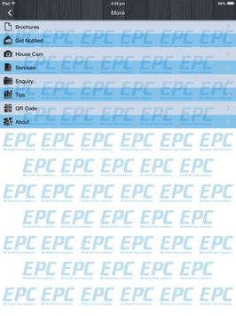 EPC Corporation H.K Pte Ltd apk screenshot