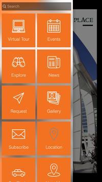The DeVos Place apk screenshot