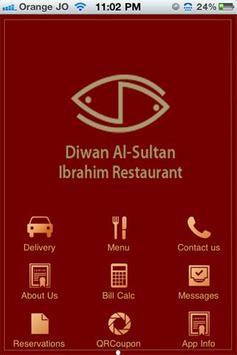 Diwan AlSultan Ibrahim Rest JO poster