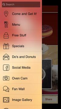 Donut Oven Pueblo, CO apk screenshot