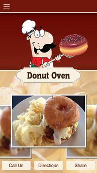 Donut Oven Pueblo, CO poster
