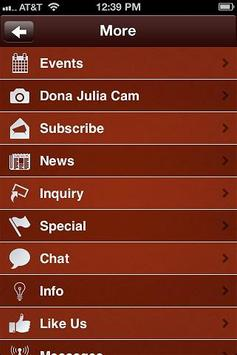 Dona Julias Mexican Restaurant apk screenshot