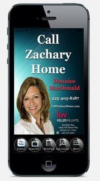 Call Zachary Home apk screenshot