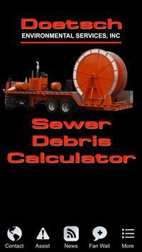 Doetsch Debris Calculator poster