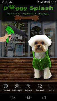 Doggy Splash poster