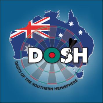 Dosh Darts poster