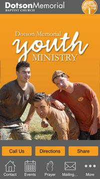DMBC Youth poster