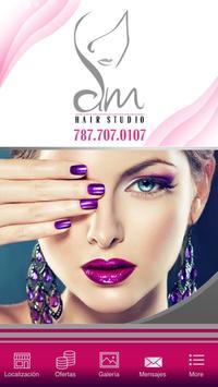 DM Hair Studio poster