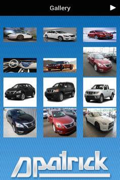 D.Patrick Nissan apk screenshot