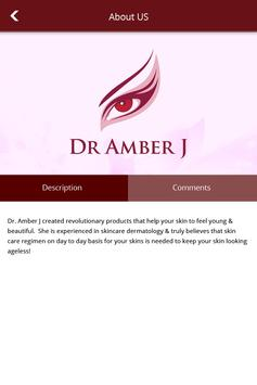 DR AMBER poster