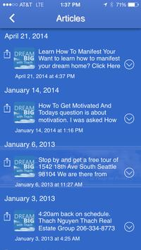 DreamBIG apk screenshot