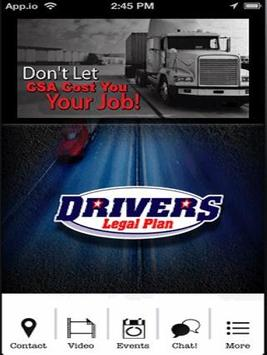 Drivers Legal Plan CDL Defense apk screenshot