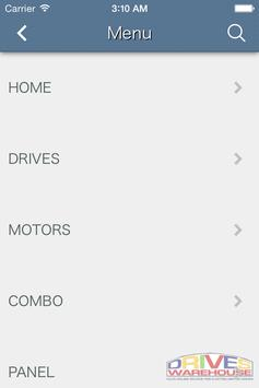 Driveswarehouse apk screenshot