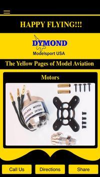 Dymond Model poster