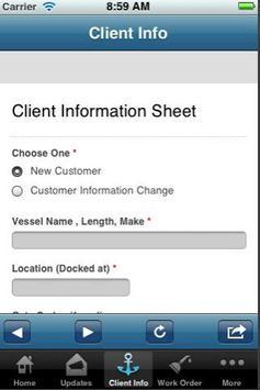 Emerald Coast Diving Services apk screenshot