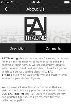 EAI Trading apk screenshot