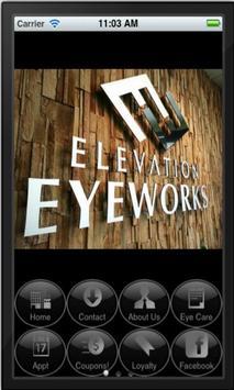 Elevation EyeWorks poster