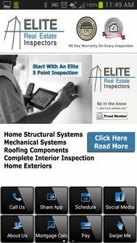 Elite Real Estate Inspectors apk screenshot