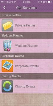 Elle A Events apk screenshot