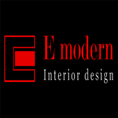 E Modern Interior Design icon