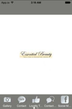 EssentialBeauty poster