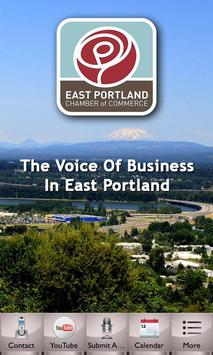 East Portland Chamber poster