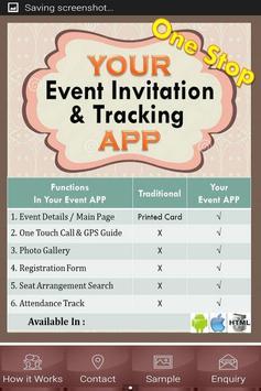 Event2U apk screenshot