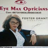Eye max opticians icon