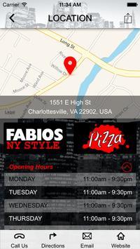 Fabios NY Pizza apk screenshot