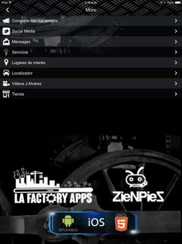 La Factory Apps apk screenshot