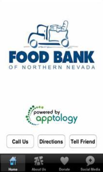 Food Bank of Northern Nevada poster