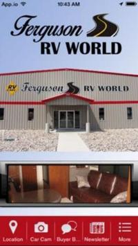 Ferguson RV World poster