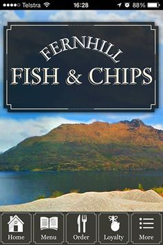 Fernhill Fish & Chips poster