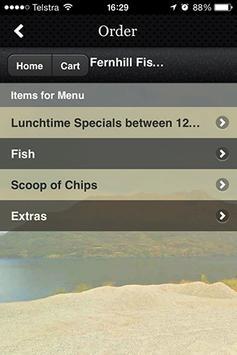 Fernhill Fish & Chips apk screenshot