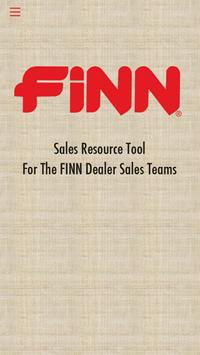 FINN Sales Resource Tool poster
