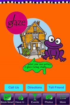 glaze pottery poster