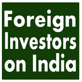 Foreign Investors on India icon