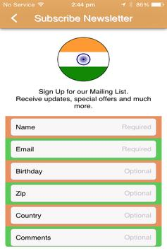 Foreign Investors on India apk screenshot