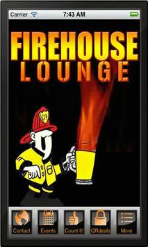 Firehouse Lounge poster