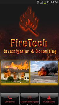 FireTech poster