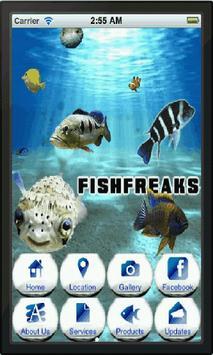 Fish Freaks poster