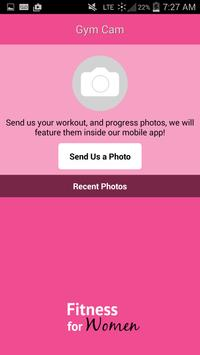 Fitness For Women Gym apk screenshot