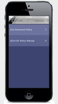 City of Folsom Police Dept apk screenshot