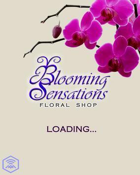 Blooming Sensations FloralShop apk screenshot