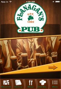 Flanagans Pub apk screenshot