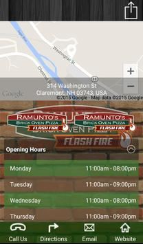 Ramunto's Flash Fire poster