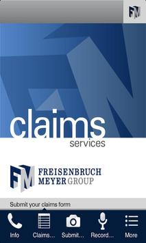 FMG Claims Services poster
