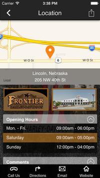 Frontier Harley-Davidson apk screenshot