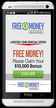 Free Money System poster