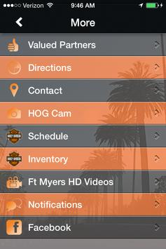 Fort Myers Harley Davidson apk screenshot